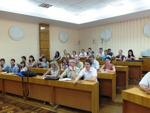 Рада молодих вчених Дніпропетровськ